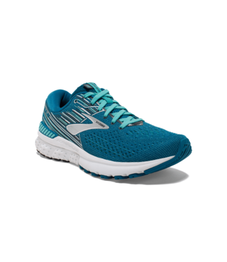 Brooks Adrenaline GTS 19 Blue/Aqua/Ebony W