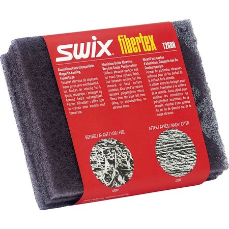 Swix Fibertex Medium ( 3 pads )