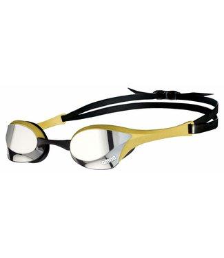 Arena Cobra Ultra Swipe Mirror - Silver/Gold