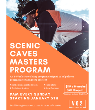 Scenic Caves Masters Program