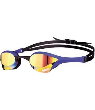 Arena COBRA ULTRA MIRROR YELLOW REVO, BLUE