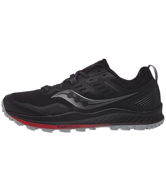 Saucony Peregrine 10 M - Black/Red