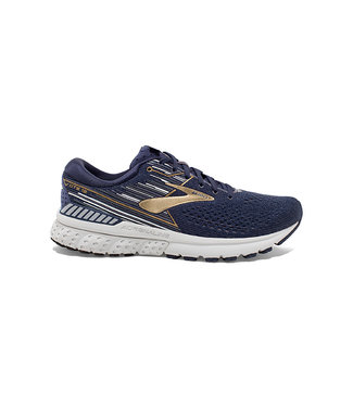 Brooks Adrenaline GTS 19 Navy/Gold/Grey M