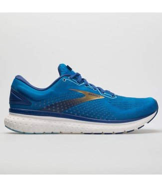 Brooks Glycerin 18 Mens | Blue/Mazarine/Gold