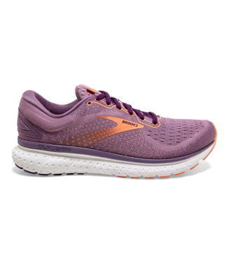 Brooks Glycerin 18 Womens | Valerian/Jewel/Cantaloupe