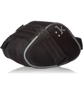 Fizik Medium Saddle Bag with Velcro Straps - Anthracite