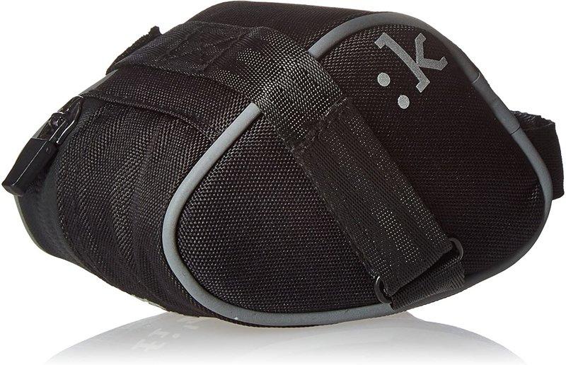 Fizik Medium Saddle Bag with Velcro Straps - Anthracite