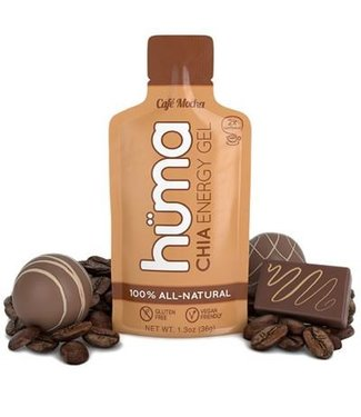 Huma Gel HG Mocha with Caffeine single