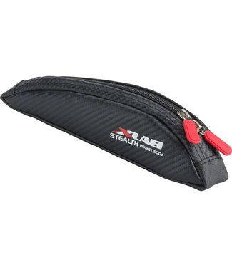 XLAB XLAB Stealth Pocket 500c Frame Bag: Carbon