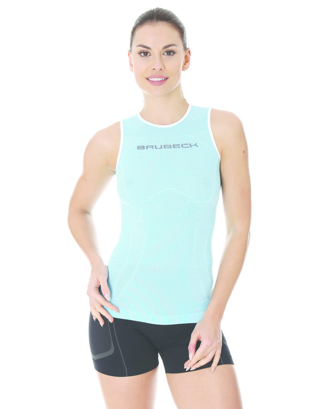 Brubeck Body Guard Women's Top 3D Run PRO Sleeveless