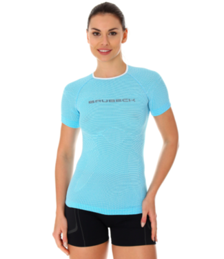 Brubeck Body Guard Women's Top 3D Run PRO Short Sleeve