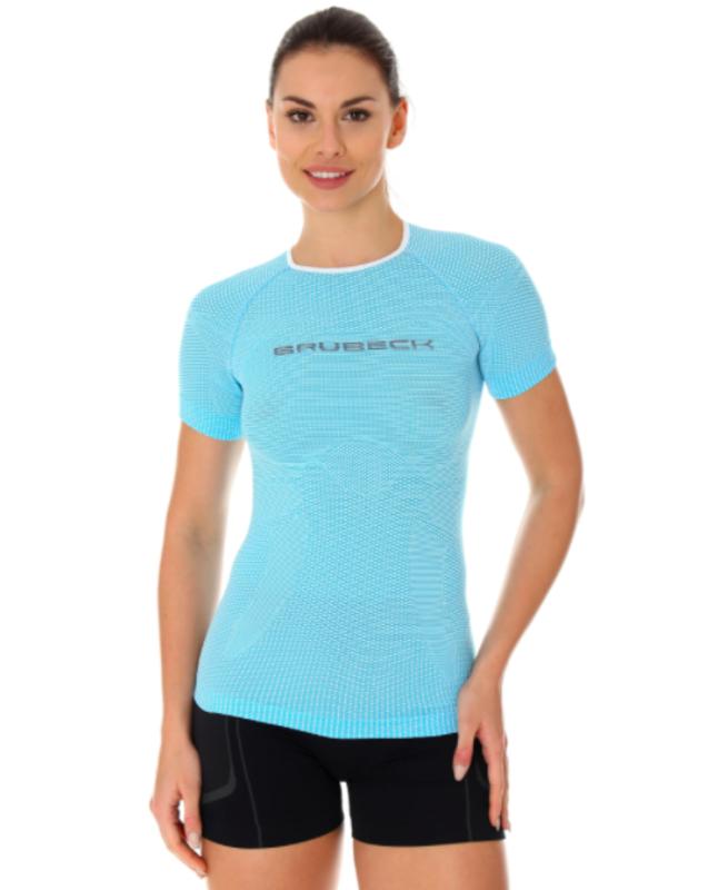 Brubeck Body Guard Women's Top 3D Run PRO Short Sleeve