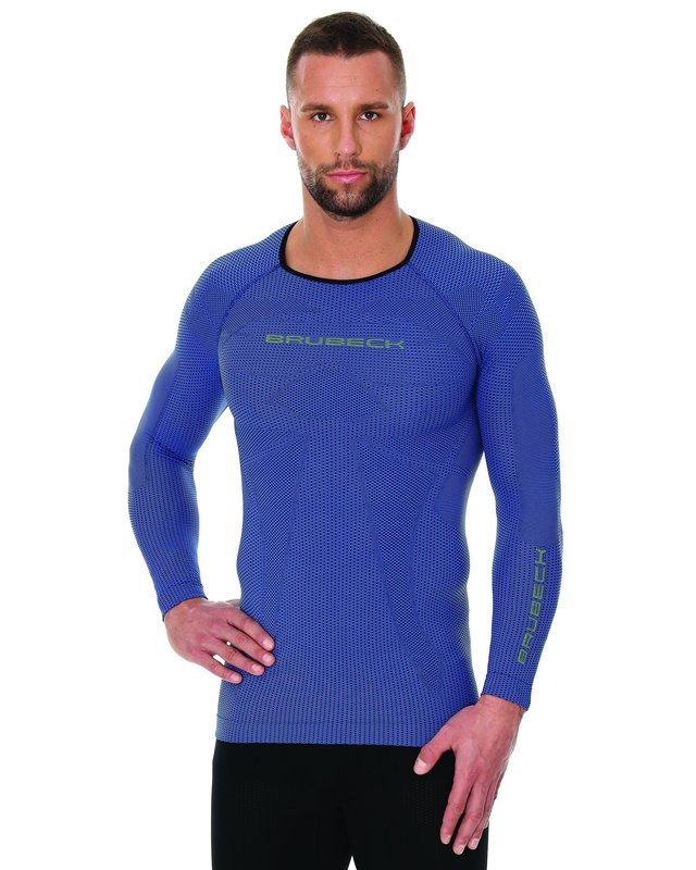 Brubeck Body Guard Men's Shirt 3D Run PRO  Long Sleeve