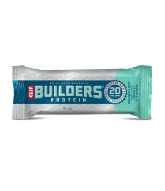 Clif Clif, Builder, Bar, Chocolate Mint, 12x68g