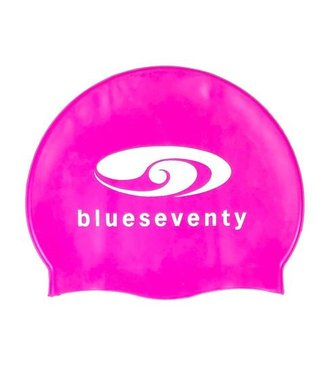 Blue Seventy Pink Silicone Cap