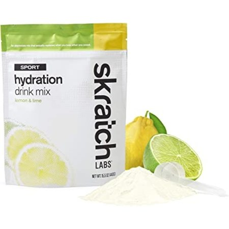 Skratch Labs : Lemons and Limes, 60-Serving Resealable Pouch