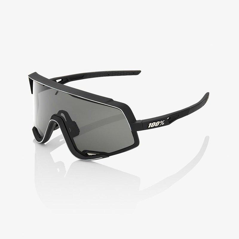 Glendale - Soft Tact Black - Smoke Lens
