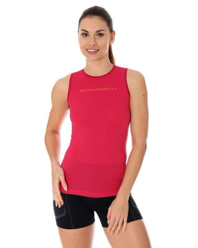 Brubeck Body Guard Women's Sleeveless 3D Run Pro
