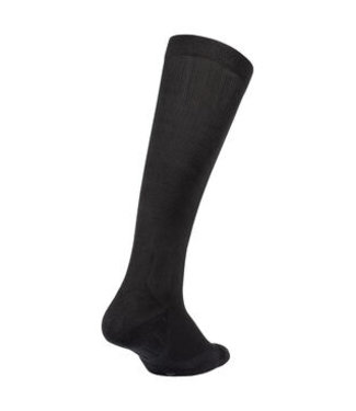 2XU W 24/7 Compression Socks Black/Black M