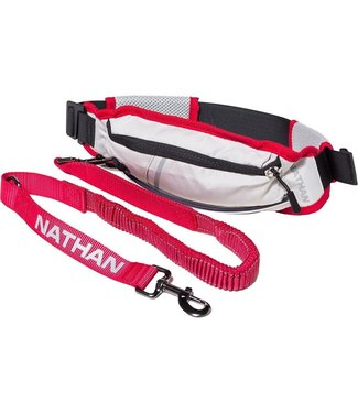 Nathan Runner's Waistpack and Leash