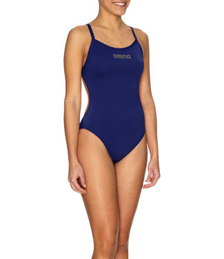 Arena W Solid Swim Tech High L 38