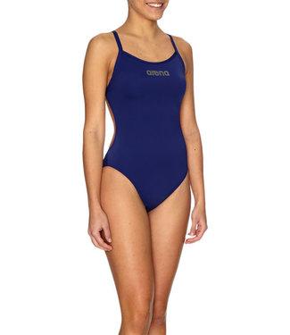 Arena W Solid Swim Tech High L 28