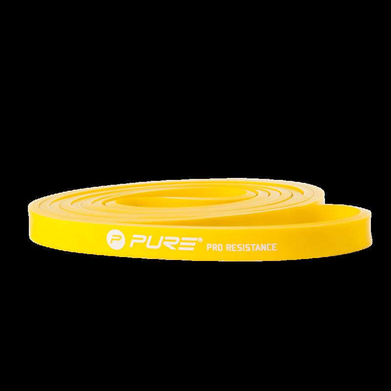 Pure 2 Improve Pro Resistance Band Rubberband Widerstandsband schwarz Heavy