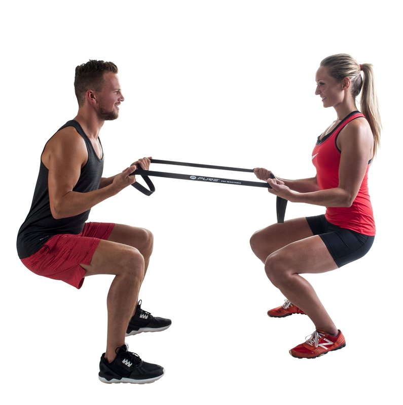 Pure 2 Improve Pro Resistance Band Heavy