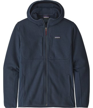 Patagonia M's LW Better Sweater Hoody New Navy S