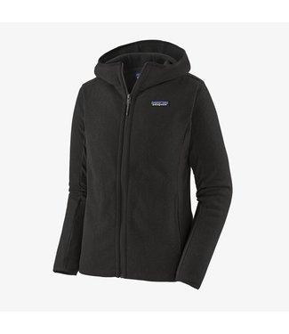 Patagonia W's LW Better Sweater Hoody Black M
