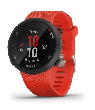 Garmin Forerunner 45, Lava Red, Large