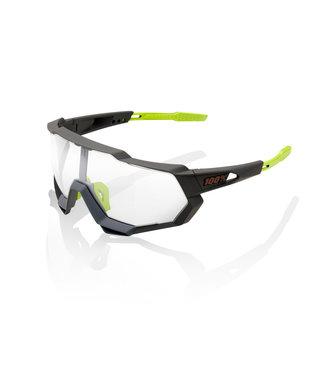 Speedtrap - Soft Tact Cool Grey - Photochromic Lens