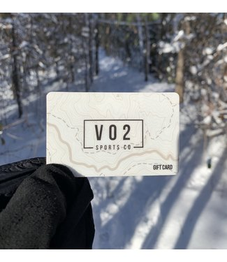 VO2 Sports Co Gift Card