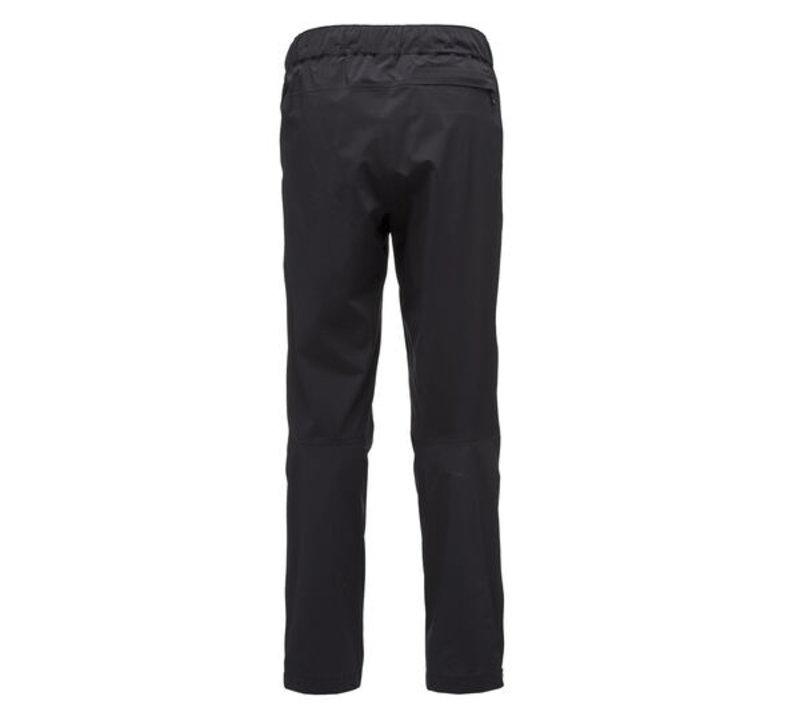 Black Diamond Stormline Stretch Pant- M