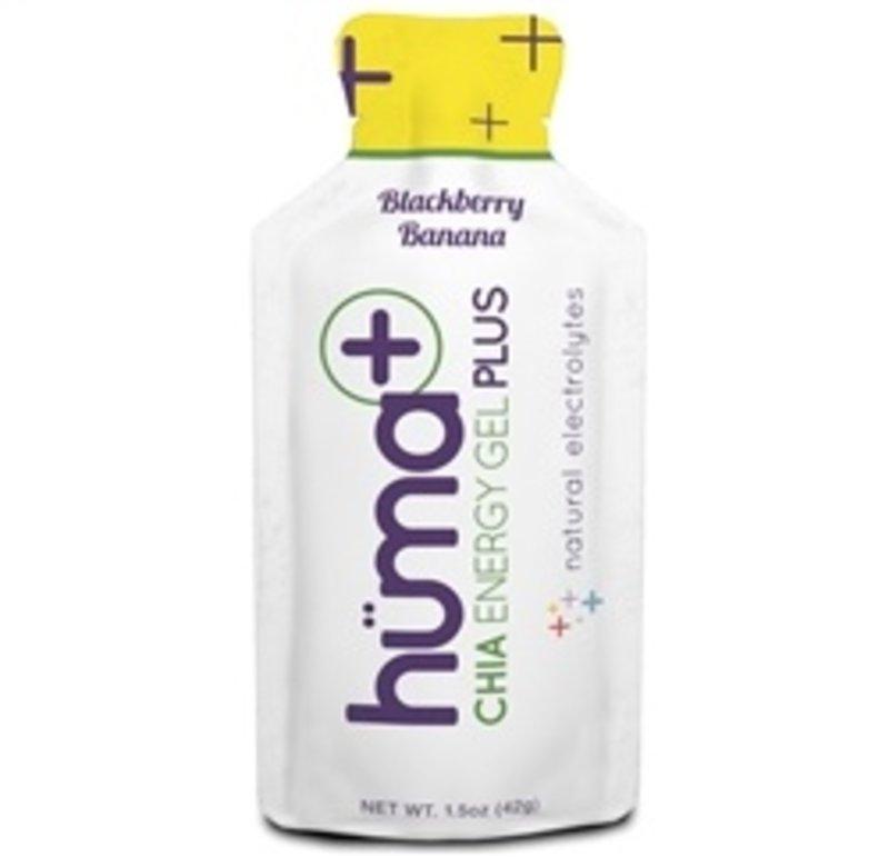 Huma Gel HG+ Blackberry-Banana- box of 24 single