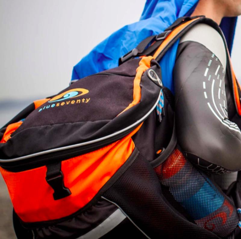 Blue Seventy Transition Bag - Orange