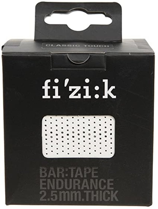 Fizik Endurance Classic Touch Bar Tape - White*