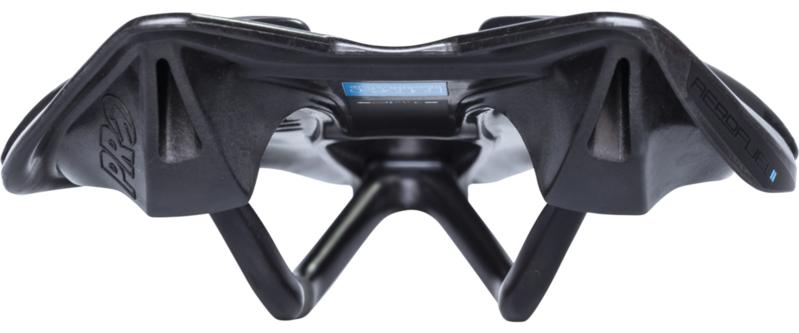 Shimano Aerofuel Carbon saddle Black 142mm