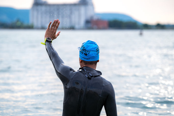 Basics of Open Water Swimming - 2021