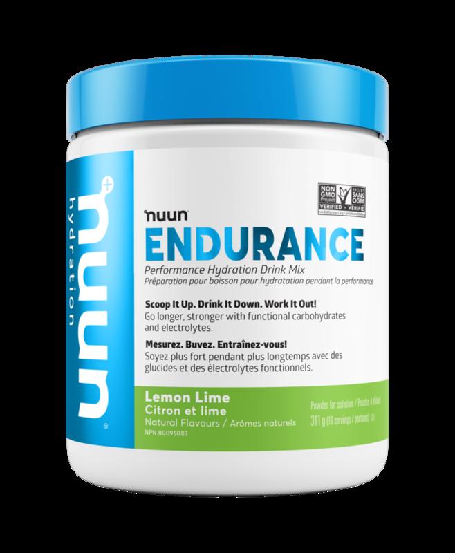 Nuun Nuun, Endurance, Drink Mix, Lemon Lime, Jar, 16 servings