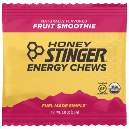 Honey Stinger Honey Stinger, Organic Energy Chews 50g Fruit Smoothie