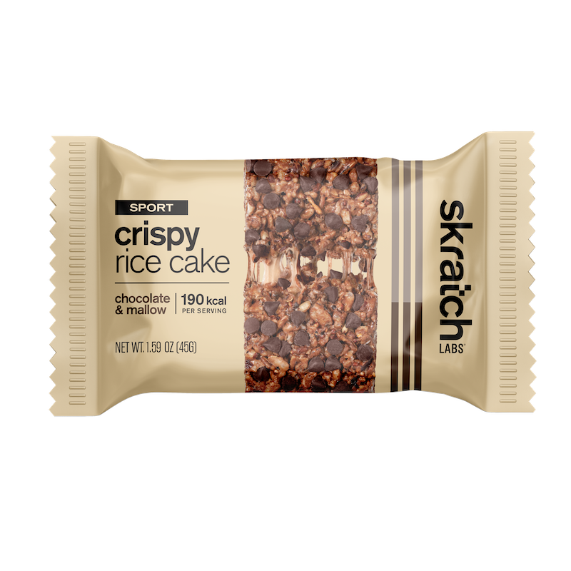 Skratch Labs Crispy Rice Cake