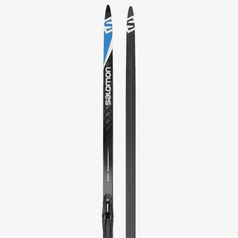 Salomon S/Max Carbon Skate Set W Prolink Shift-In Binding