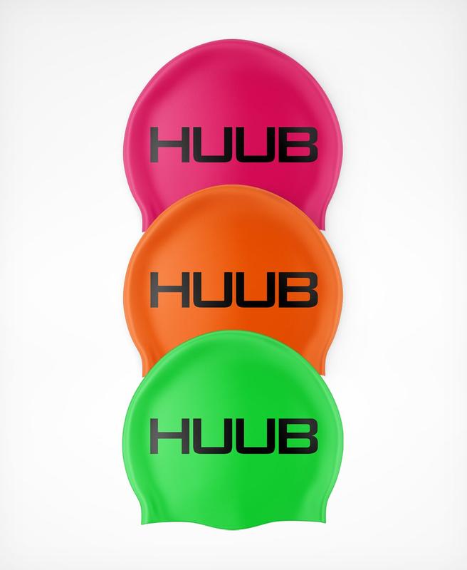 Huub Huub Silicone Swim Cap