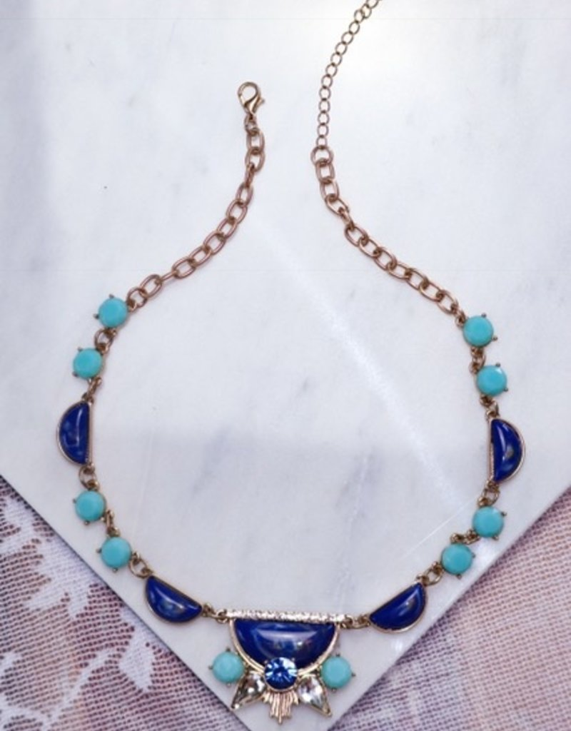 Navajo Resin Necklace
