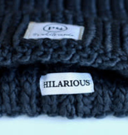 PRETTY SIMPLE WHAT'S INSIDE BEANIE