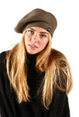 PRETTY SIMPLE CASHMERE FRENCH BERET