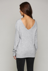 FATE HEATHER SWEATER