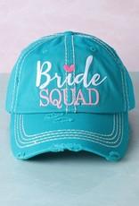BRIDE SQUAD BASEBALL HAT