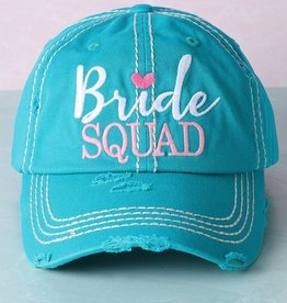 BRIDE SQUAD BASEBALL HAT